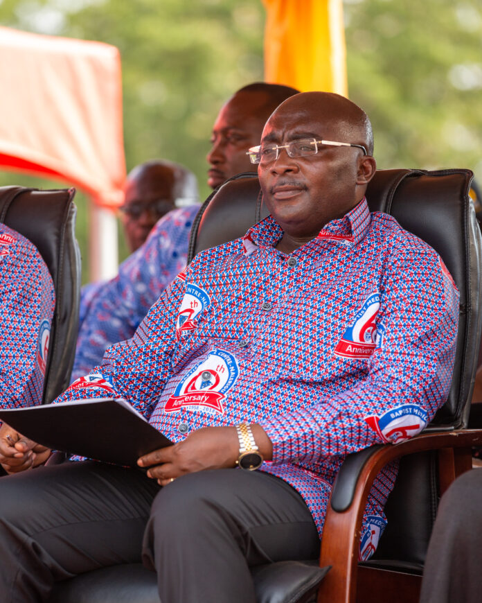 Gov't spent GH¢27bn on Social Interventions - Bawumia