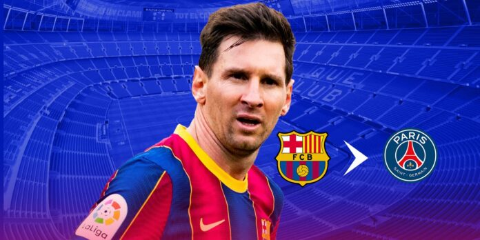 The Reason Behind Lionel Messi Leaving Barcelona For PSG