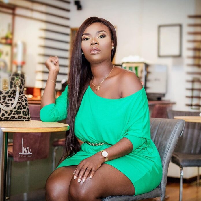 Delay Accuses Esi Forson For Lying about some Assets she allegedly Owns